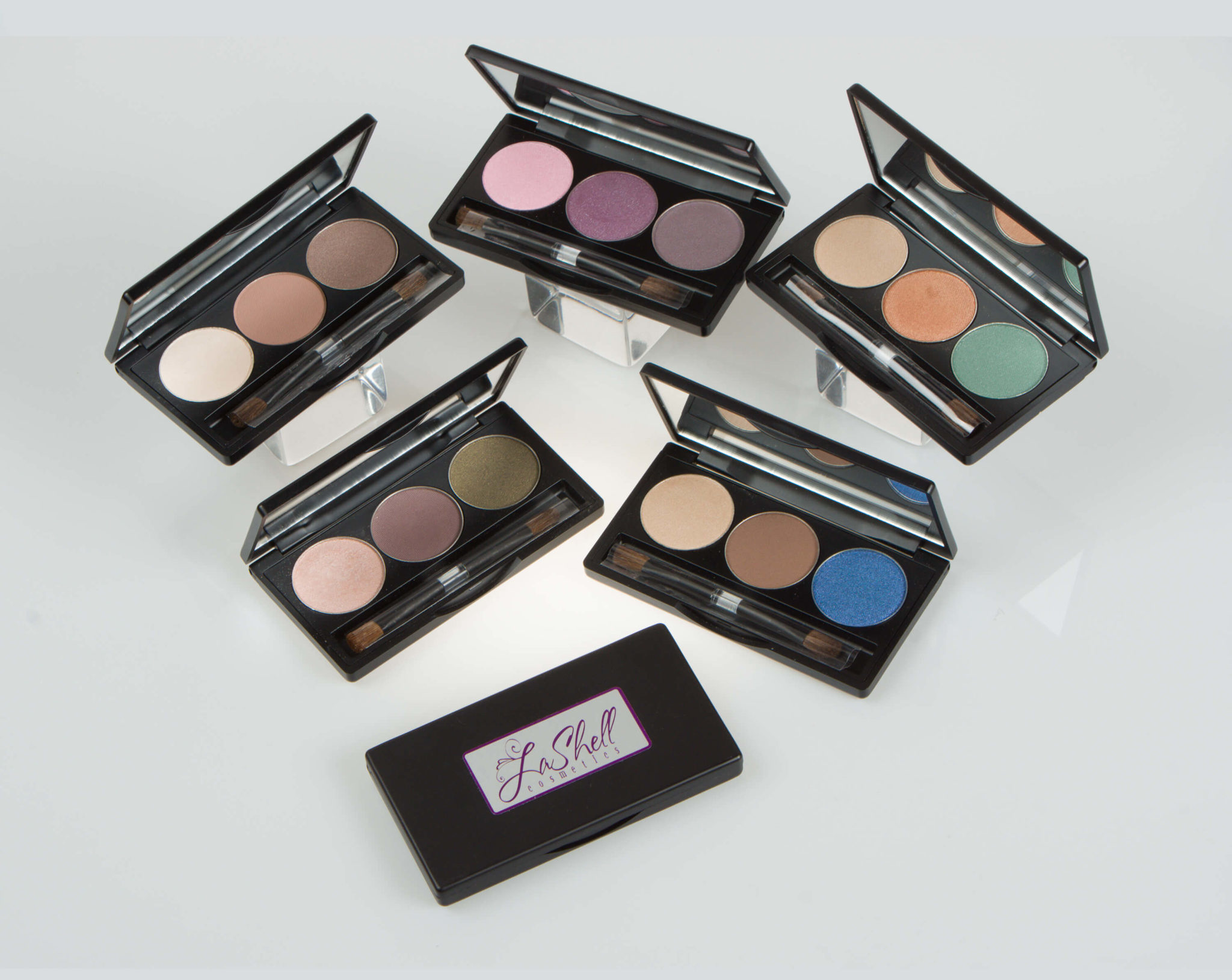 Pre-Selected Eyeshadow Compacts